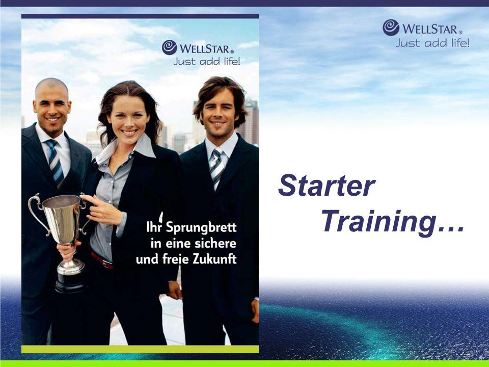 WellStarWellStar Starter Training… Kontakte - Akquise - Telefon.