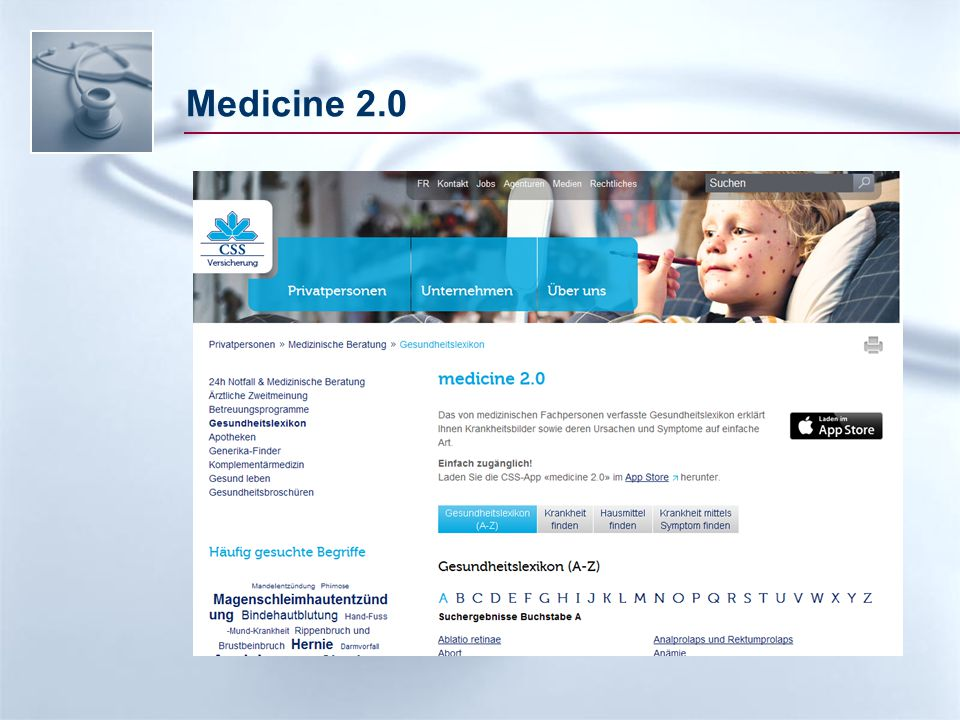 Medicine 2.0