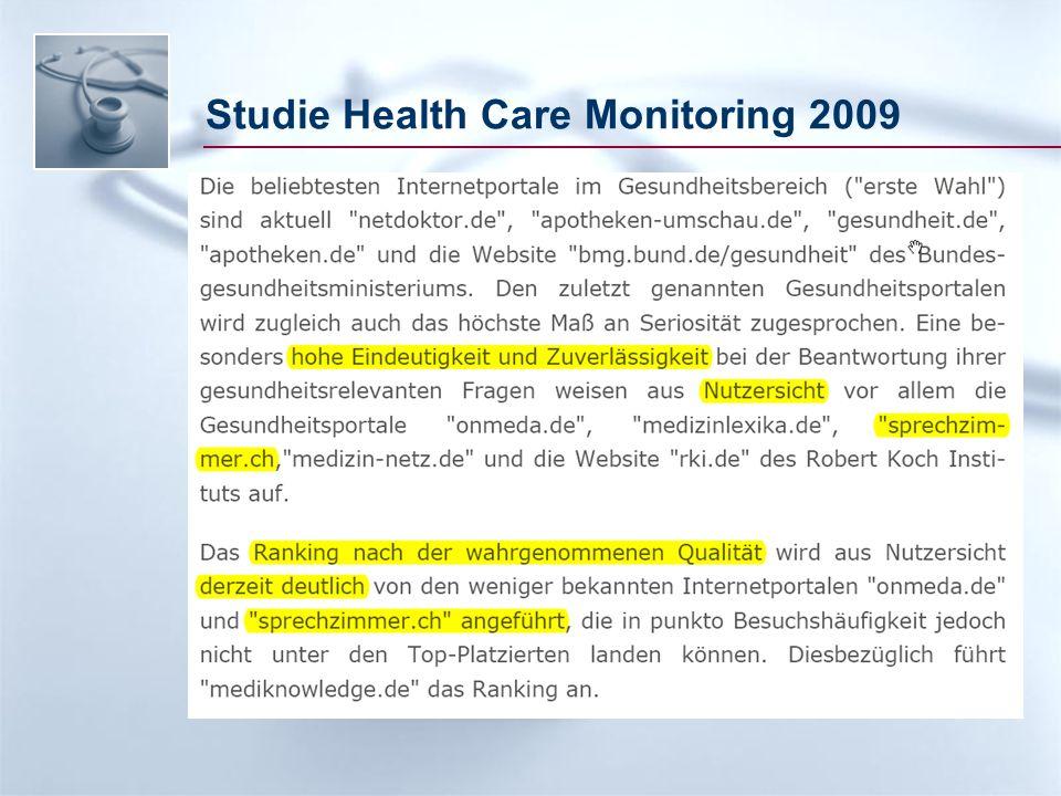 Informationsquellen für Ärzte  Portale / Fachliteratur  www.tellmed.ch  www.medline.ch  www.evimed.ch  Guidelines  Medix Guidelines (www.medix.ch/Guidelines.asp?mavID=10&navId=16)  Deutsche Guidelines (www.leitlininien.de)  Englische Guidelines (www.nice.org.uk)