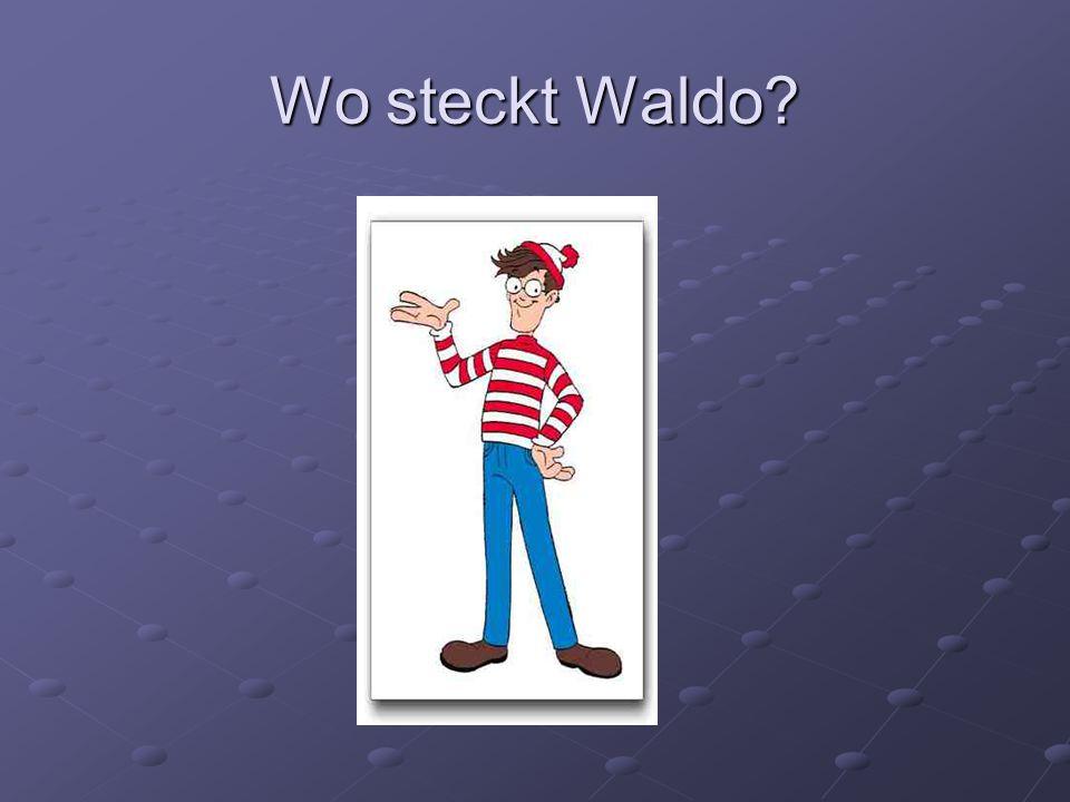 Wo steckt Waldo?