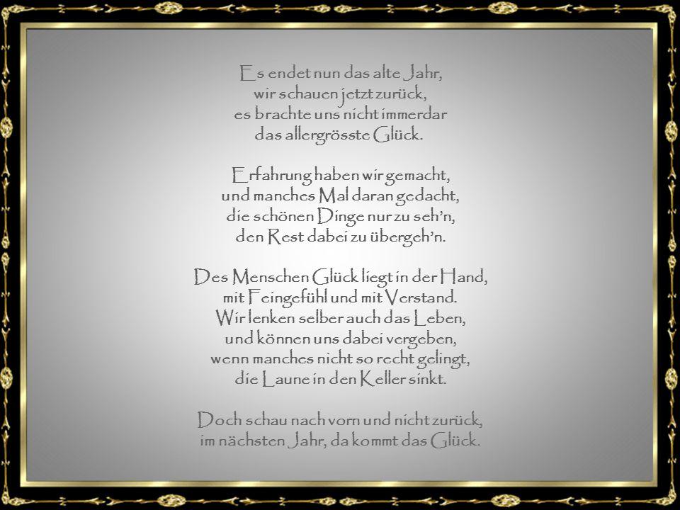 Gedicht von Poldi Lembcke Sprecher des Textes: Helmut Bauer