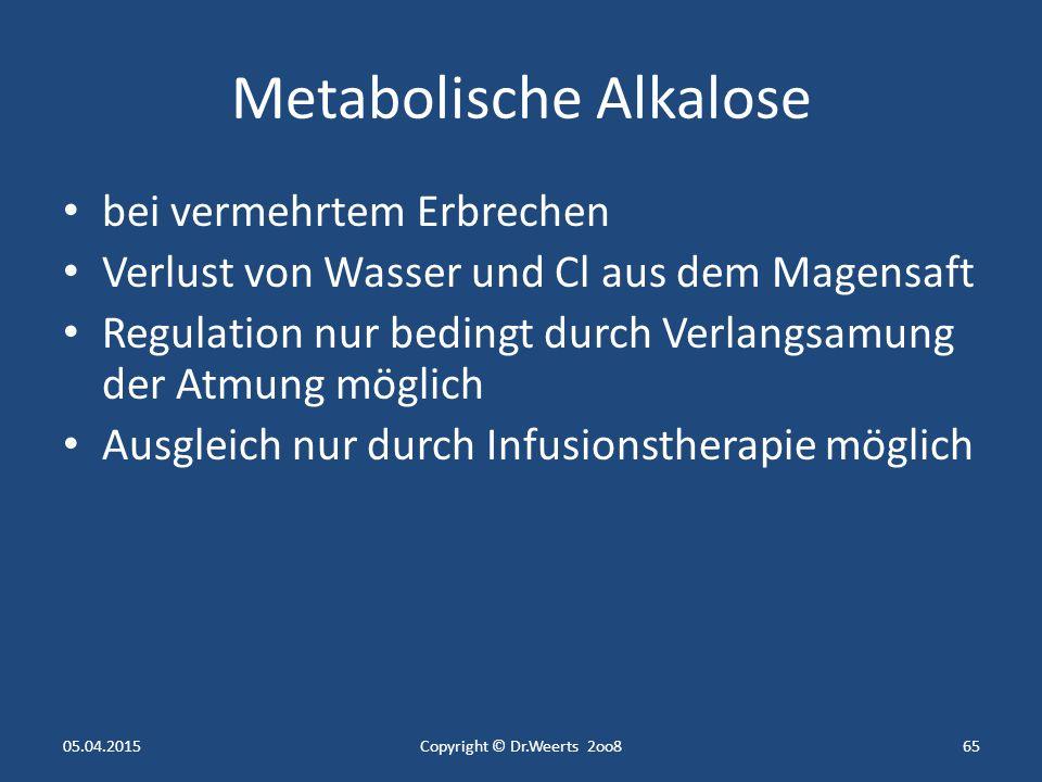 """Metabolische Azidose Überschuss von Säuren Ursache liegt im Stoffwechsel (=Metabolismus) Beispiel """"diabetisches Koma = ketoazidotisches Koma Anfall von vielen Säuren  Azidose Wie ist das zu erklären…..."""
