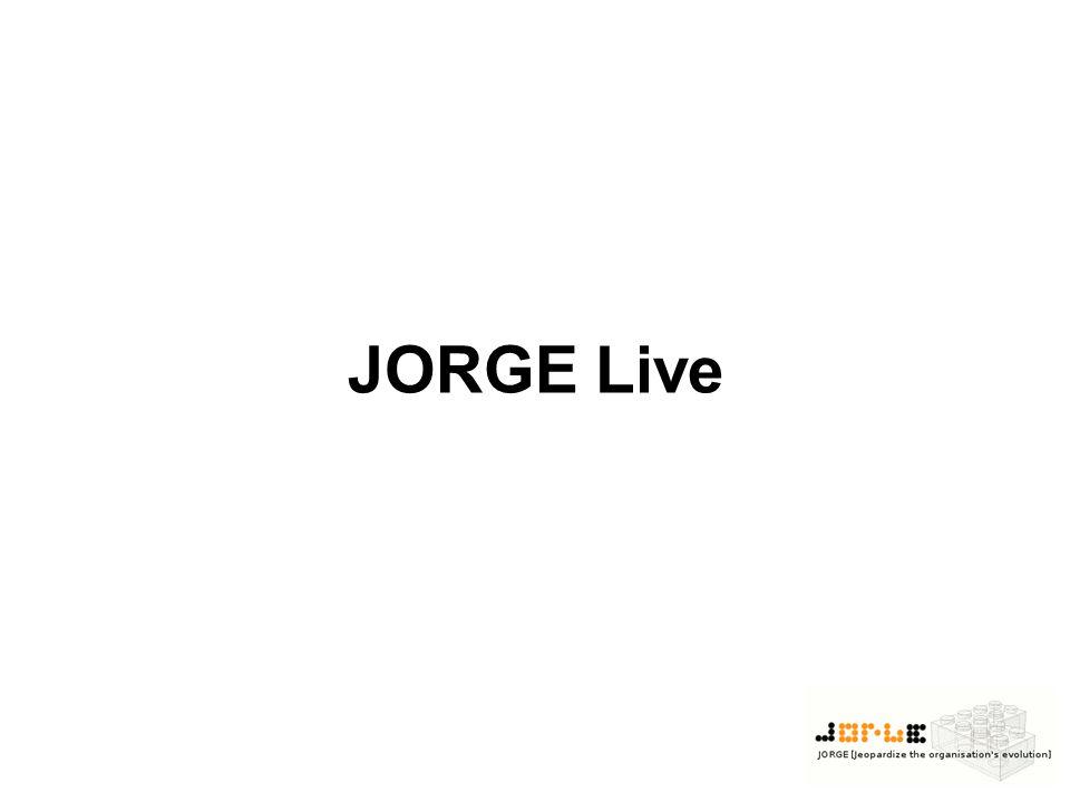 JORGE Live