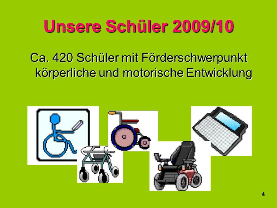 4 Unsere Schüler 2009/10 Ca.
