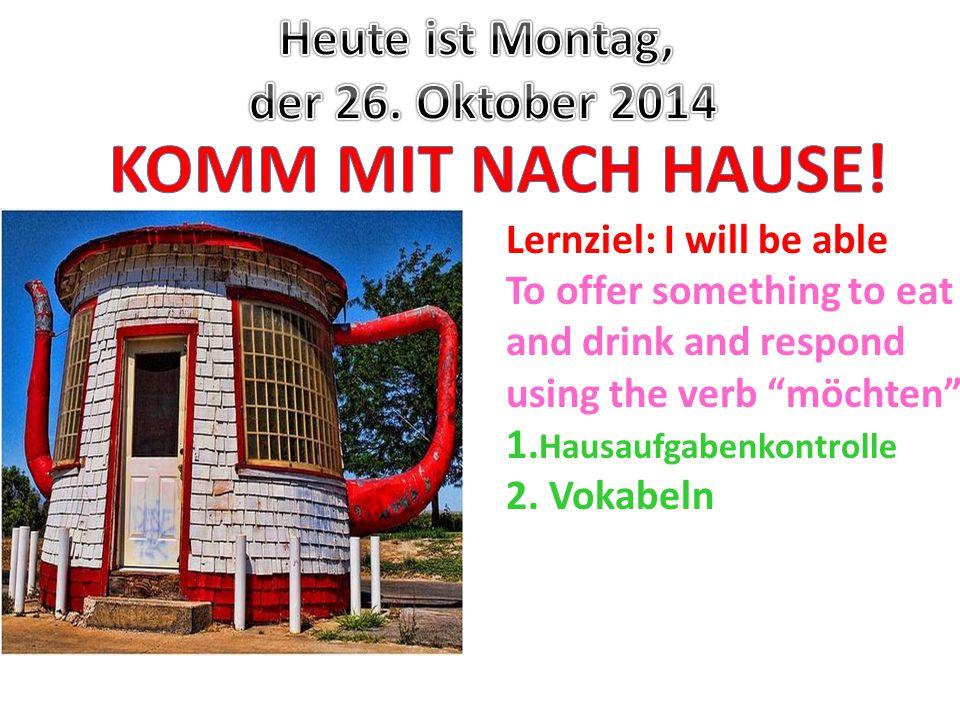 1.Was ____________ du essen.2.Was __________ Holger trinken.