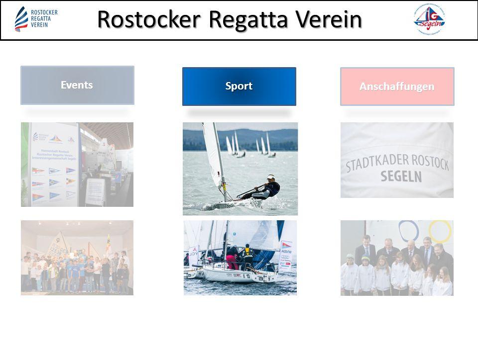 Events Sport / Erfolge Sport - Gründung des Rostocker Segel-Bundesliga-Teams - Relegationserfolg & Einstieg in 2.