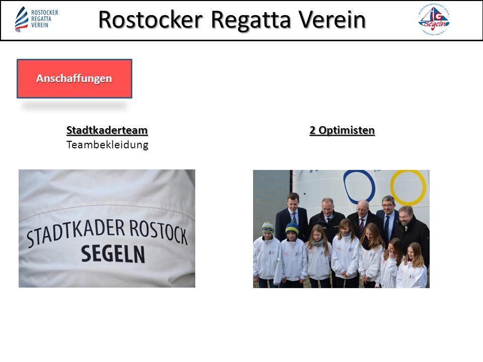 Rostocker Regatta Verein 2015 ein erfolgsorientiertes Jahr für den Rostocker Segelsport