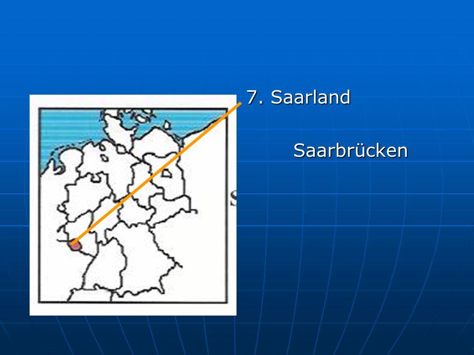 7. Saarland Saarbrücken