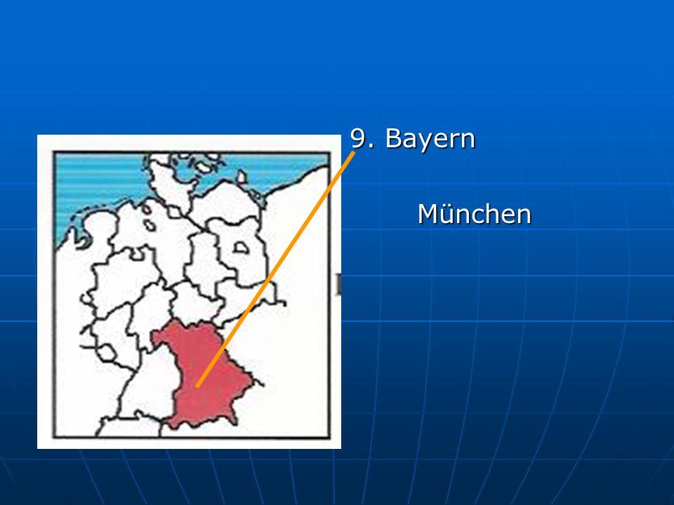 9. Bayern München