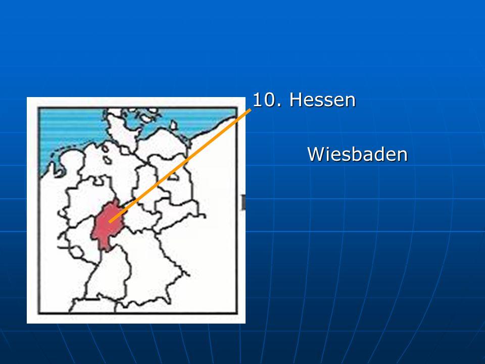 10. Hessen Wiesbaden Wiesbaden