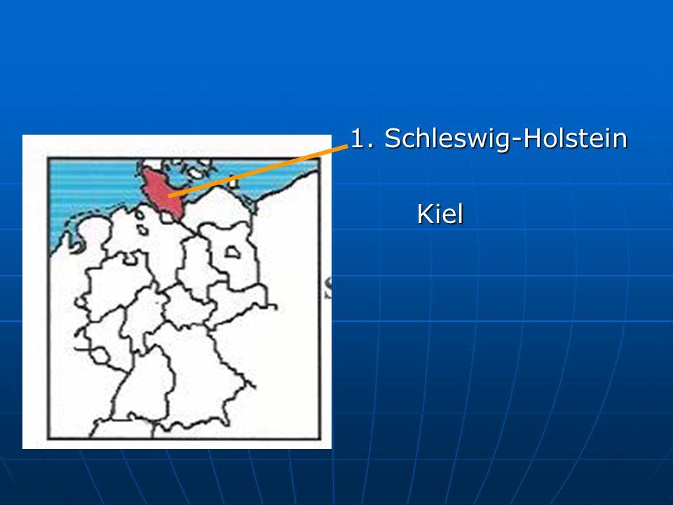 1. Schleswig-Holstein Kiel