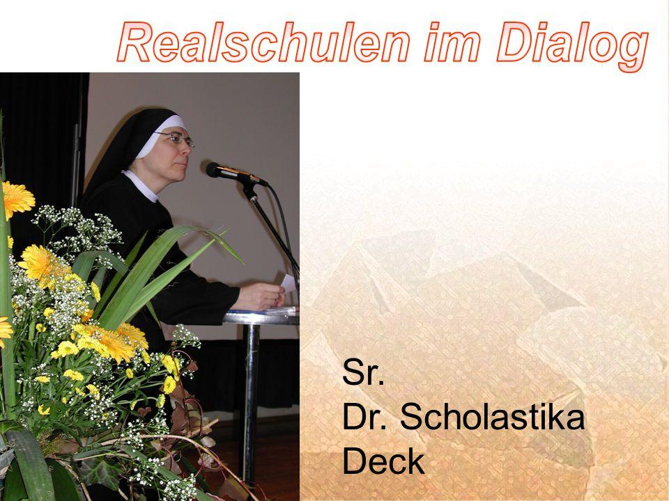 Sr. Dr. Scholastika Deck