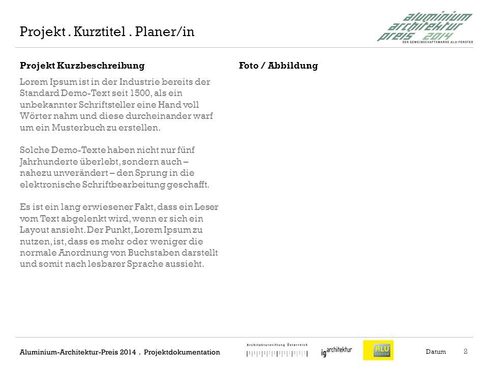 3 Zusatzinformationen / Zertifikate...Statements Bauherr/in, Architekt/in...