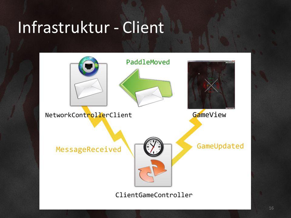 Infrastruktur - Client 16