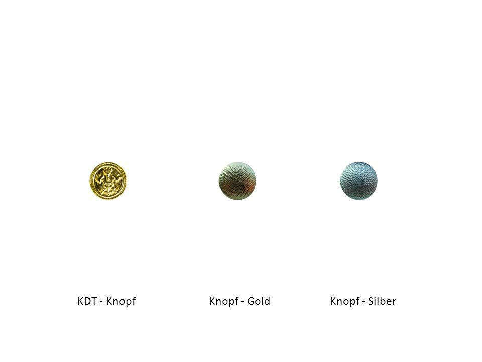 KDT - KnopfKnopf - GoldKnopf - Silber