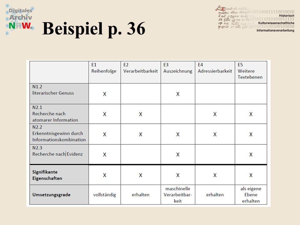 Beispiel p. 36