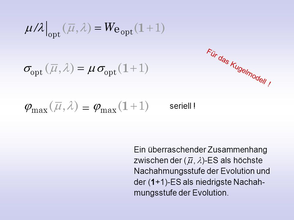 Maximale Distanz = 1 Minimale Distanz Strukturelle Lösungen des max/min-Distanz- Problems 7 Pkt 12 Pkt 27 Pkt 48 Pkt