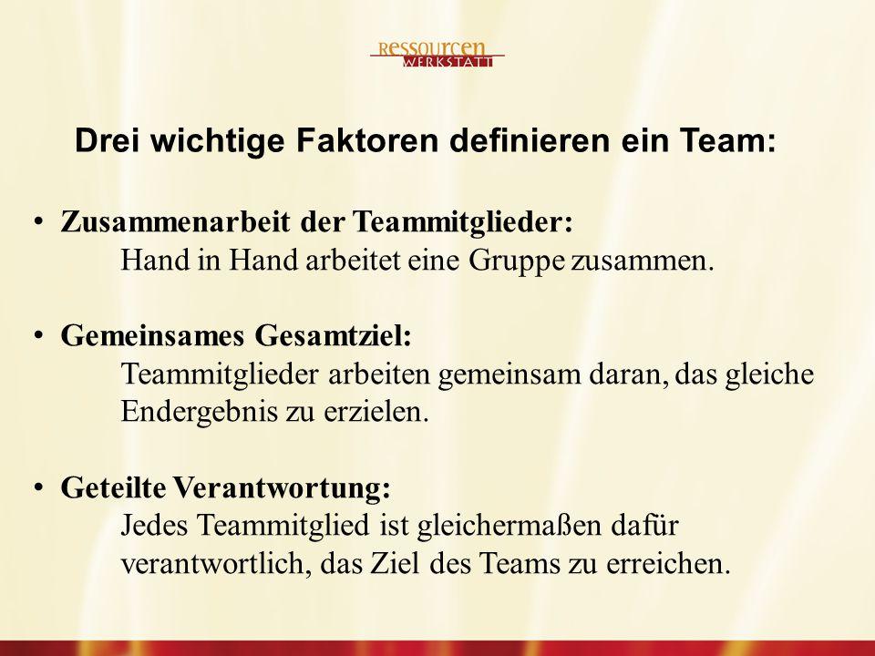 Zusammenarbeit der Teammitglieder: Hand in Hand arbeitet eine Gruppe zusammen.
