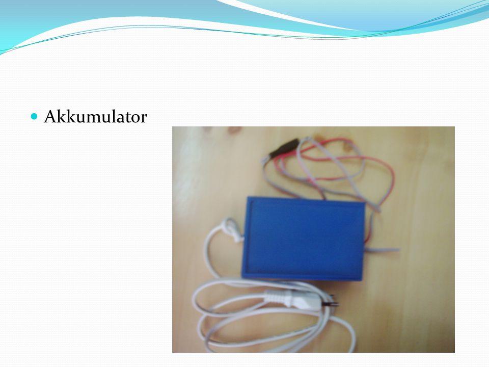Akkumulator