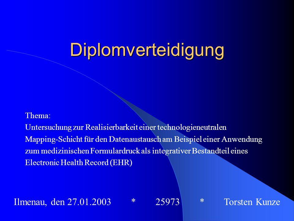Inhalt 1.Vorstellung des Projektes Res Medicinae 2.