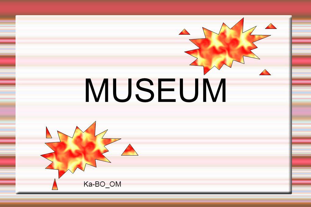 MUSEUM Ka-BO_OM