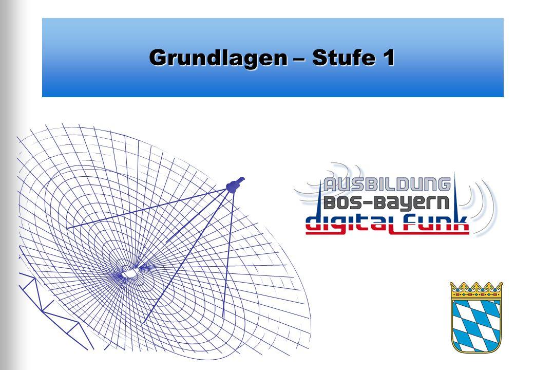 Bearbeiter: AKAD Thema: Grundlagen – Stufe 1 Version 1.00 Folie 2 Inhalte  Physikalische Grundlagen  Besonderheiten Digitalfunk  Netzaufbau  Umwelt und Gesundheit