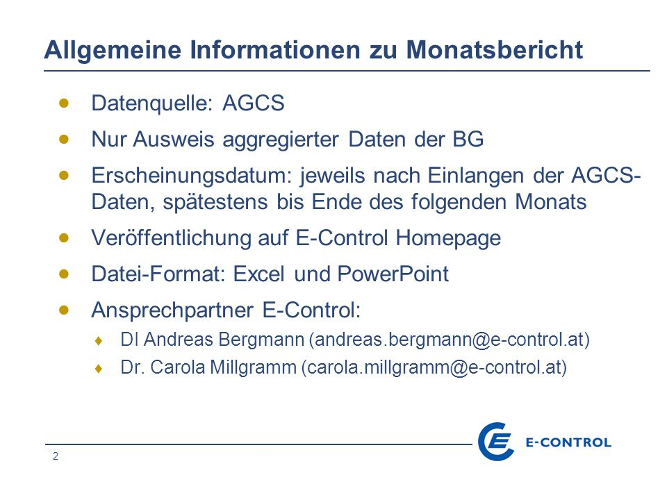 43 Tabelle 5: Kostenentwicklung für BG Netzverluste pro Monat 10/03-11/04