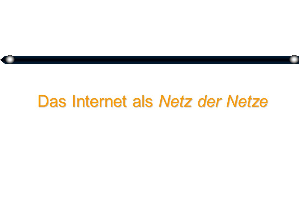 33 Internet - Anwendungspotentiale