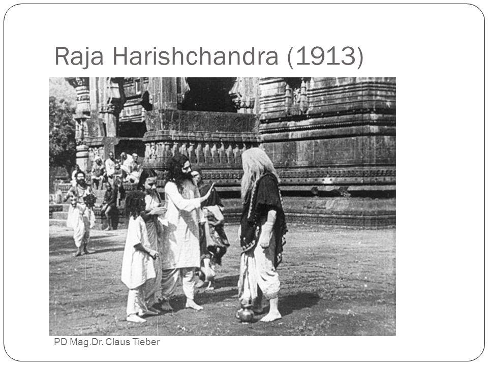 Raja Harishchandra (1913) PD Mag.Dr. Claus Tieber