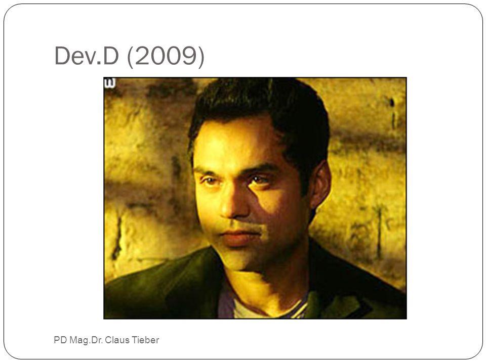 Dev.D (2009) PD Mag.Dr. Claus Tieber