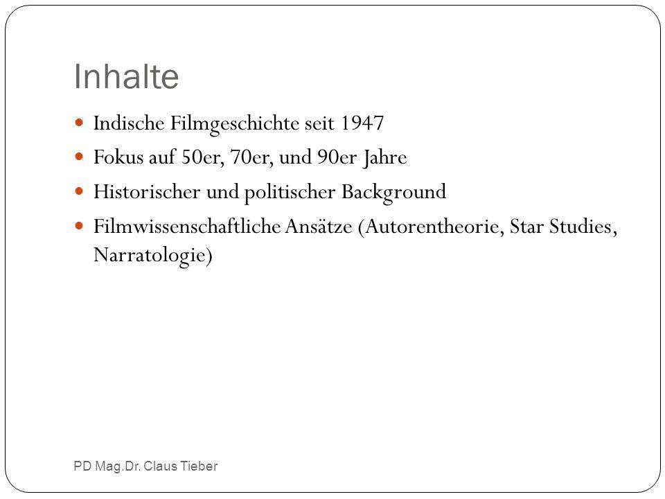 Methoden PD Mag.Dr. Claus Tieber Vortrag