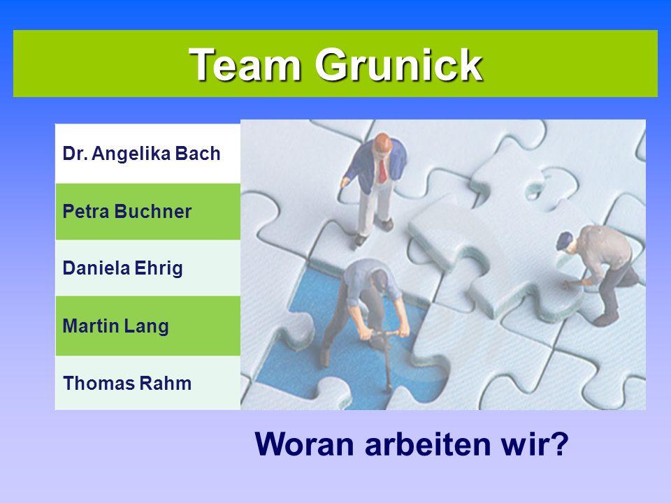 Team Grunick Dr.