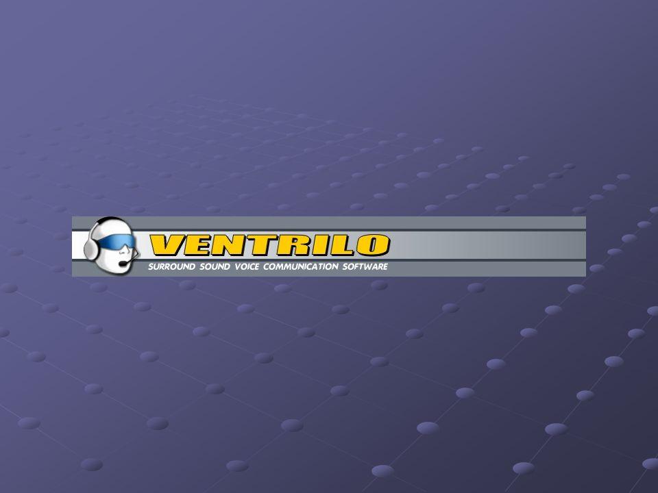 Willkommen zur Ventrilo einstellhife.1.Zu erst installieren Sie das Programm.