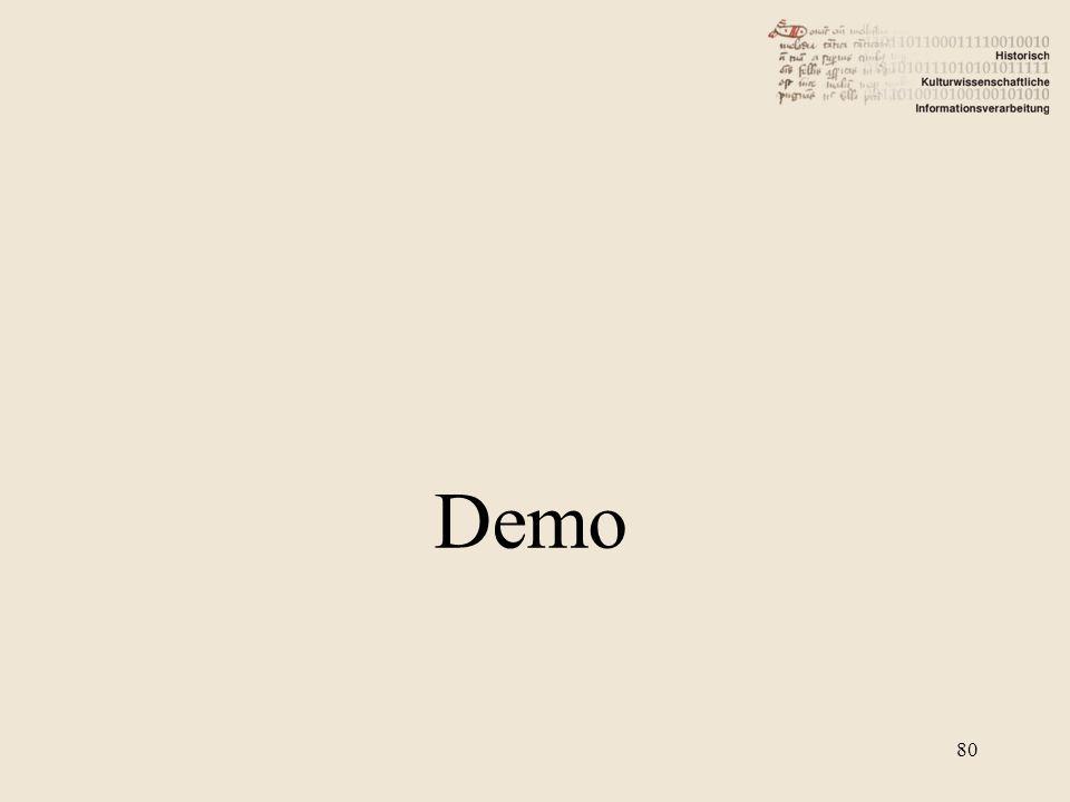 Demo 80