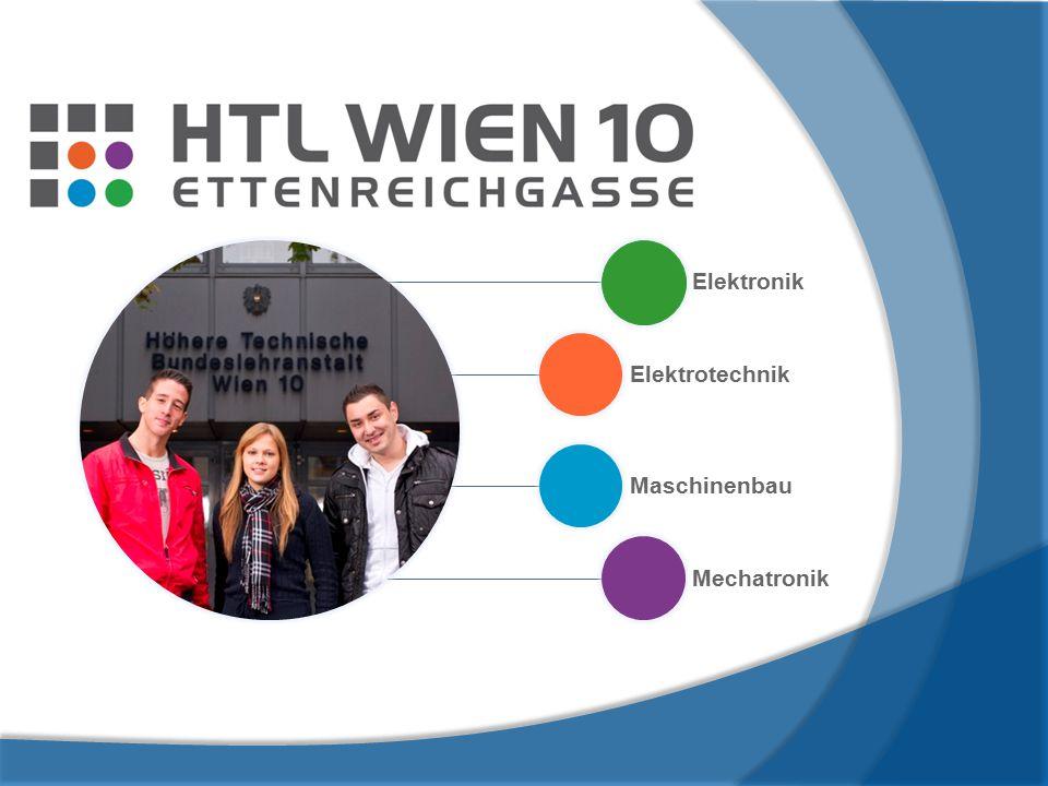 www.htlwien10.at Ausbildungsdauer - Kolleg  4 Semester  Diplom- und Reifeprüfung  8 Wochen Pflichtpraktikum  Berechtigung: Studium HÖHERE TECHNISCHE LEHRANSTALT WIEN 1012