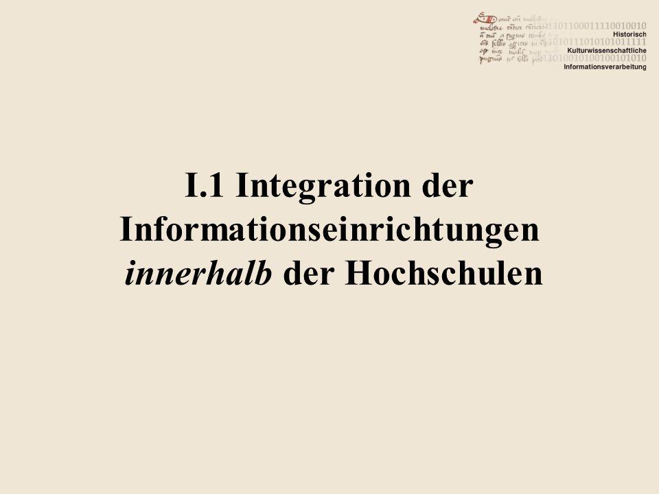 Bibliothek Medien Rechen- zentrum VerwaltungeLearning