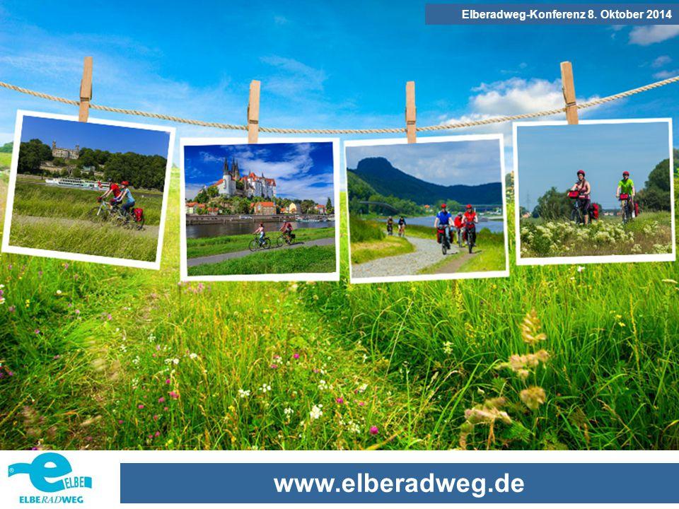 www.elberadweg.de Elberadweg-Konferenz 8. Oktober 2014