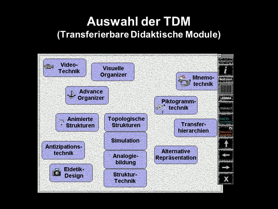LEMMA Didaktik TDM Didaktische Elemente Lernziele Lerntheorien ALICE Adaptives Lernen - Interaktiv, Cooperativ, Explorativ ALICE Adaptives Lernen - Interaktiv, Cooperativ, Explorativ