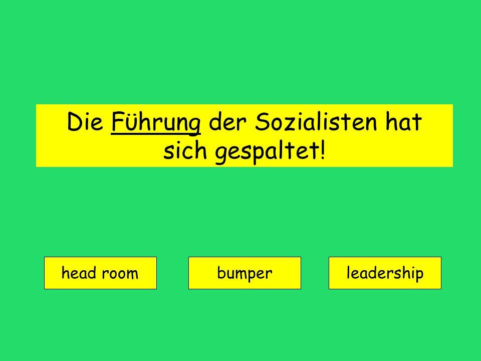 schwächen = to weaken