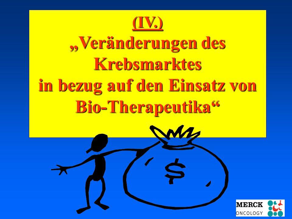 """03.05.2001 17.00 Uhr s.t. Potsdam: 16.06.2001 GEHE (IV.) """"Veränderungen des Krebsmarktes in bezug auf den Einsatz von Bio-Therapeutika"""""""