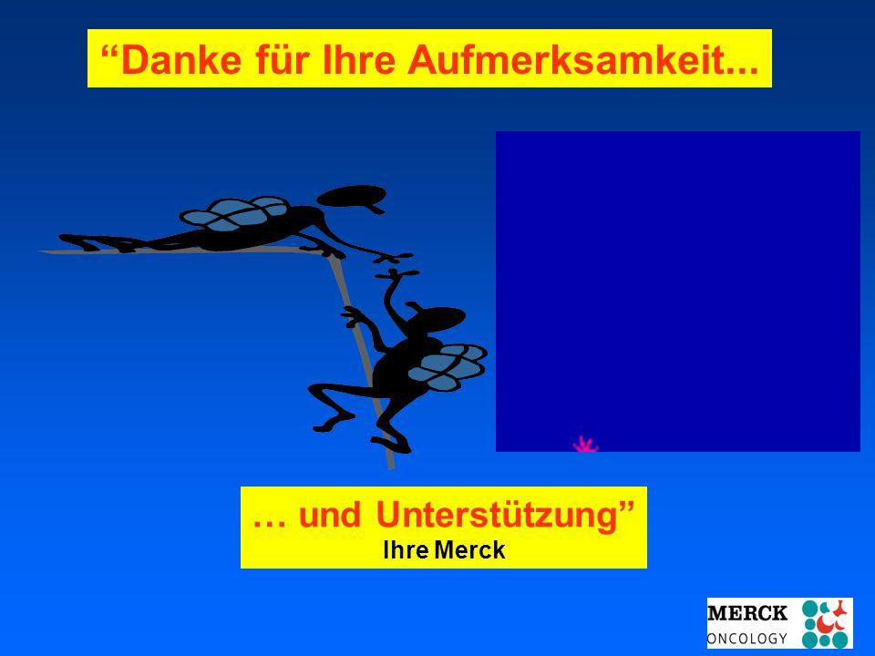 """03.05.2001 17.00 Uhr s.t. Potsdam: 16.06.2001 GEHE """"Danke für Ihre Aufmerksamkeit... … und Unterstützung"""" Ihre Merck"""