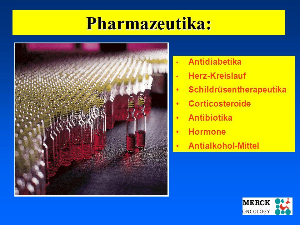 03.05.2001 17.00 Uhr s.t. Potsdam: 16.06.2001 GEHE Pharmazeutika: Antidiabetika Herz-Kreislauf Schildrüsentherapeutika Corticosteroide Antibiotika Hor