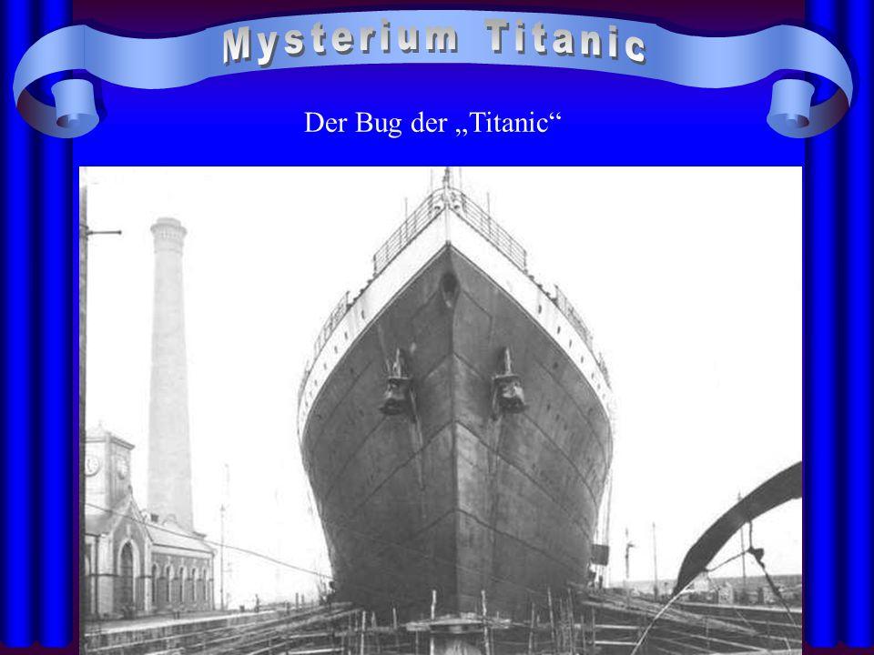 """Der Bug der """"Titanic"""""""