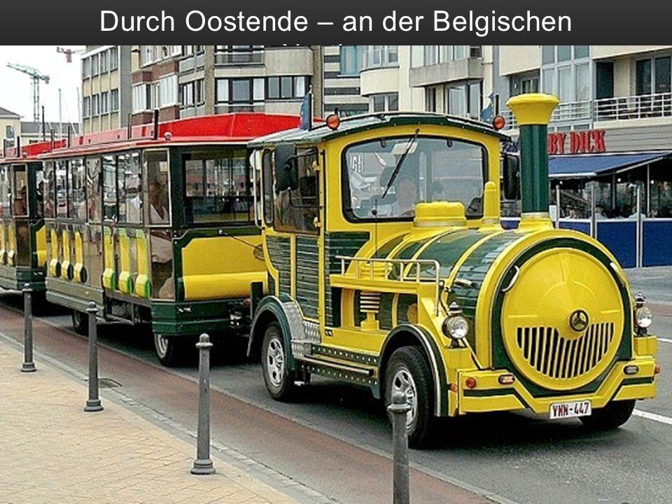 Durch die Altstadt von Koblenz - Deutschland