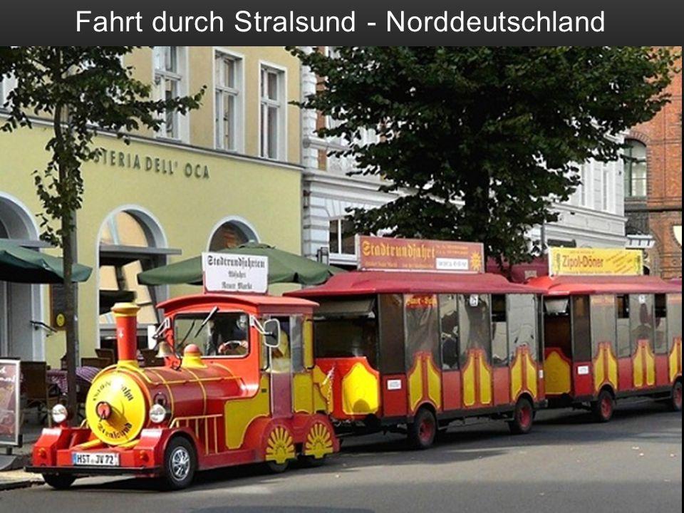 Am Hafen Rüdesheim - Deutschland