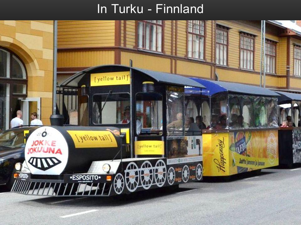 In Turku - Finnland