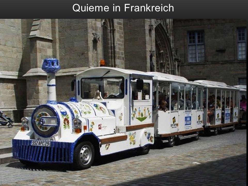Colmar in Frankreich