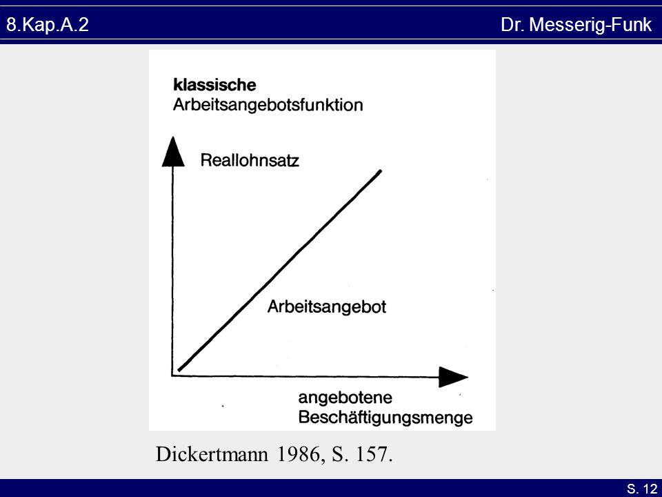 S. 12 Dickertmann 1986, S. 157. 8.Kap.A.2 Dr. Messerig-Funk