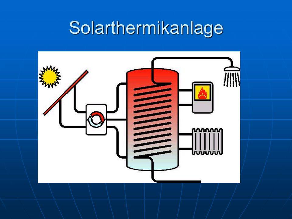 Solarthermikanlage