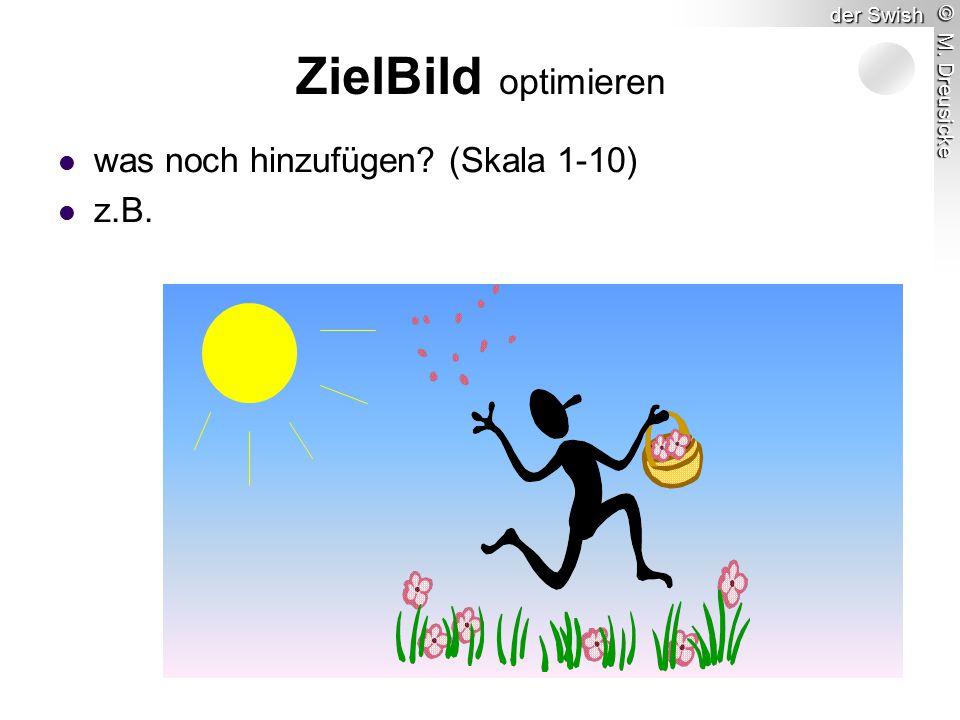 © M. Dreusicke der Swish ZielBild optimieren was noch hinzufügen (Skala 1-10) z.B.